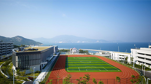 New Sports Ocean Training Center